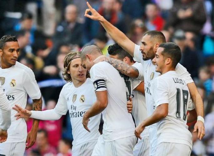 Benzema-Real Madrid a Getafe ellen