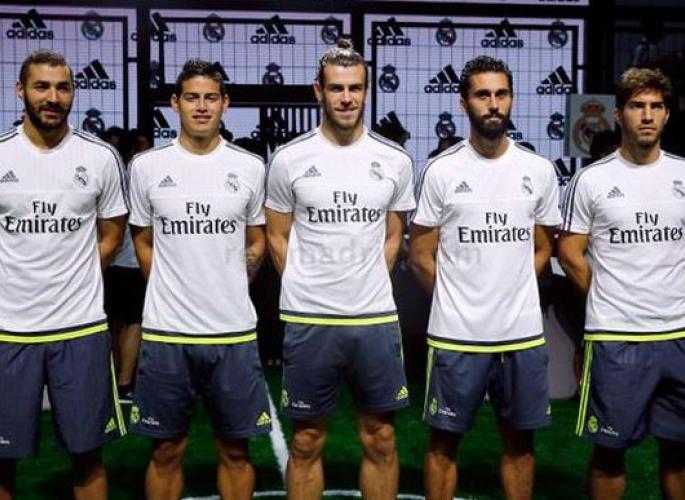 Real Madrid reklámesemény