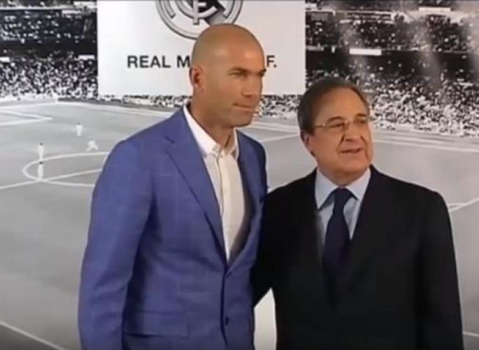 Zidane - Perez