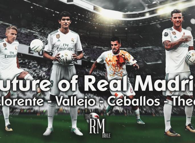 Embedded thumbnail for A Real Madrid nyári igazolásai egy videón