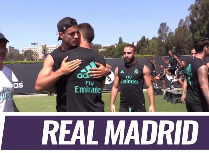 Embedded thumbnail for Morata így köszönt el a csapattársaktól - videó