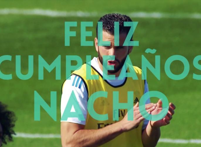 Embedded thumbnail for Boldog 28. szülinapot Nacho!