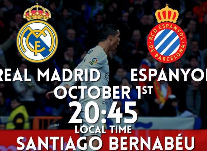 Embedded thumbnail for Este Real Madrid - Espanyol