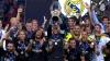 Embedded thumbnail for Európai Szuperkupa győzelem ünneplése